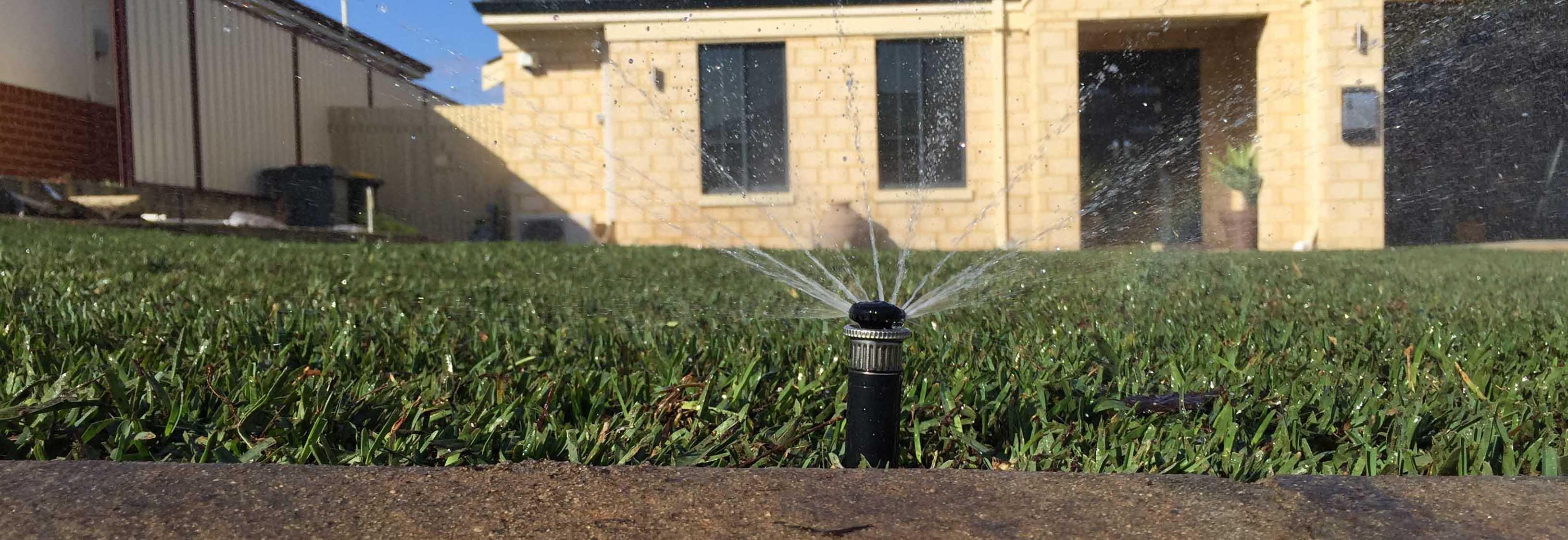 All sprinkler repairs