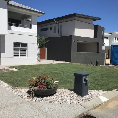 Empire Zoyzia & Reticulation in Mindarie