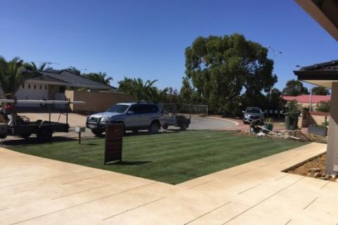 Currambine Reticulation and Turf