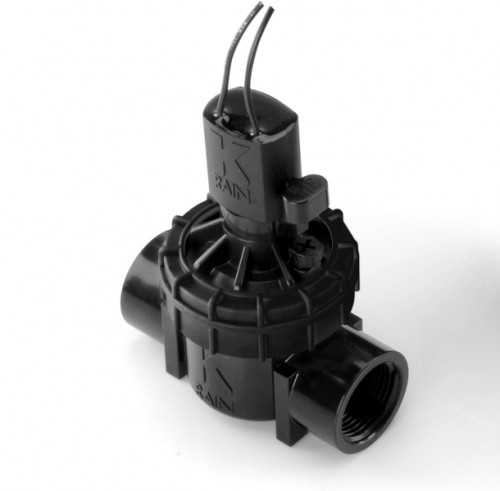 wiring a solenoid perth reticulation