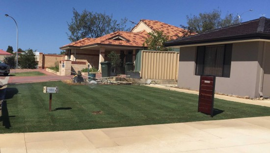currambine irrigation and turf after
